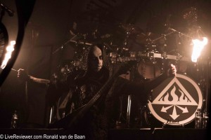 Behemoth - Melkweg Amsterdam - 2014 - LiveReviewer