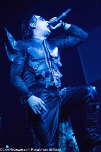 Cradle of Filth - Melkweg Amsterdam 2014 - LiveReviewer