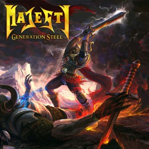 MAJESTY_Generation_Steel_Cover