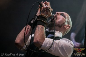 My Dying Bride - Dokk'em Open Air 2015 - zaterdag
