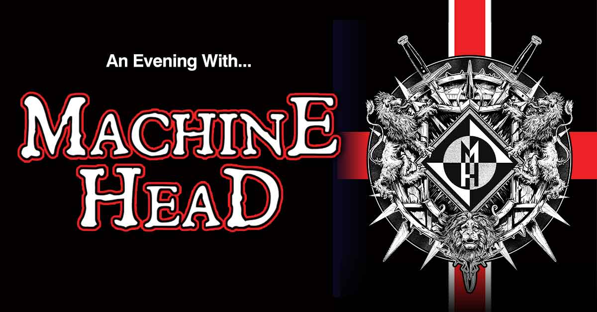 an evening with machine