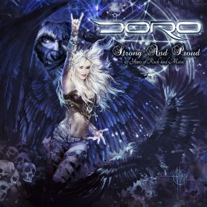 Doro - Strong And Proud - 30 Years Of Rock And Metal_quadratisch